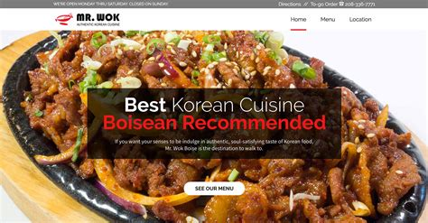 cuisine but koreal mr wok boise authentic cuisine