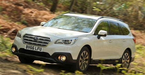 Subaru Outback Road Test by New Subaru Outback Road Test Review Get Reading