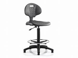 Dynamo Malaga Ergonomic Task Chair in Black