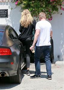 Joe Jonas Takes Gigi Hadid For A Spin In His Audi A7