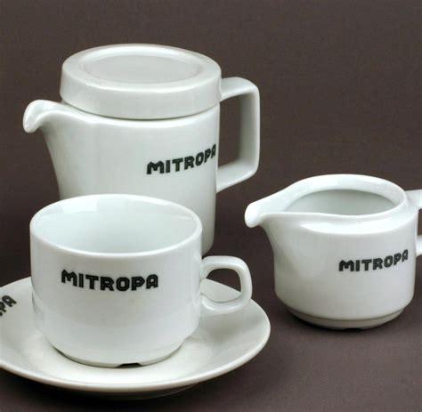 Geschirr Set Design by Ddr Designerin Margarete Jahny Die Mutter Des Mitropa