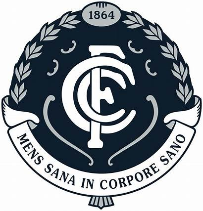 Carlton Football Logos Afl Soccer Teams Australian