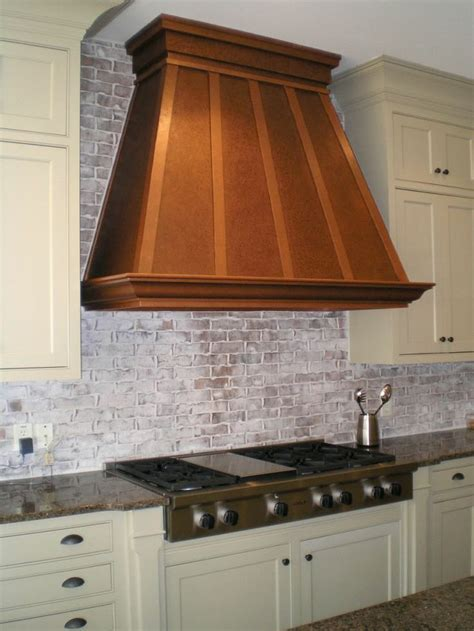 Spectacular Custom Painted Vent Hood  A Touch Of Copper. Kitchen Cabinets Grey. Kitchen Makeover Alexandria. Vintage Kichen. Blue Kitchen Plates. Kitchen Chairs Hamilton Ontario. Kitchen Diner Emporium. Kitchen Nooks With Benches. Nook Hell's Kitchen