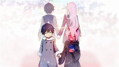 Hiro Zero Friends Anime Desktop Background