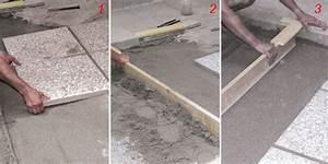 Come posare le piastrelle da giardino su sabbia guida passo