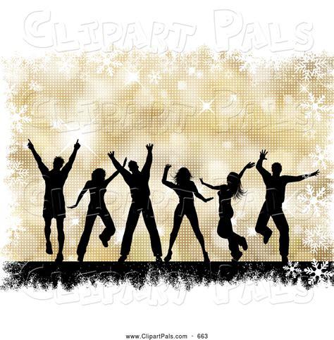 dancer clipart group dance  clipart