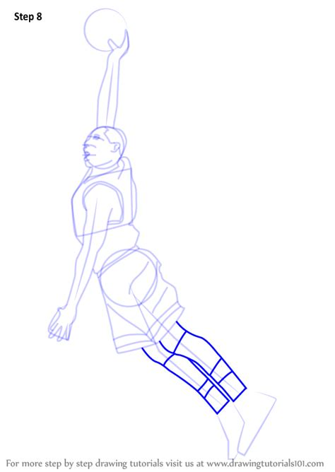 learn   draw basketball player  occupations