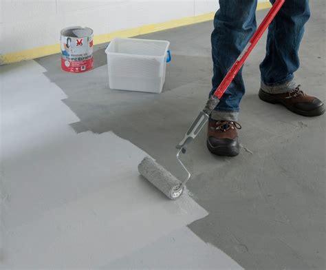 comment peindre un sol en b 233 ton castorama
