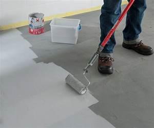 Peinture Balcon Sol : comment peindre un sol en b ton castorama ~ Premium-room.com Idées de Décoration