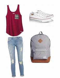 How to Wear Converse to School (35 outfits) - Highpe