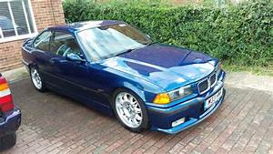 1996 Bmw E36 M3 3 0 5 Speed Manual Avus Blue Sold
