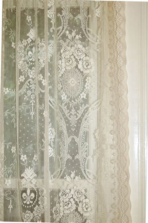best 25 lace curtains ideas on