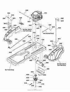 Simplicity 2691140-00  46 U0026quot  Mower Parts Diagram For