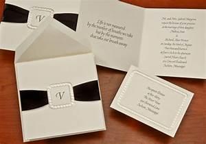 labels buy design ecru tri fold square wedding invitation With tri fold square wedding invitations