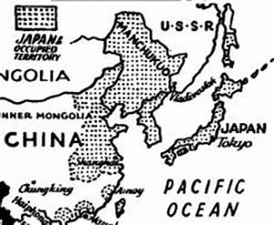 The League's failures in the 1930s - Manchuria