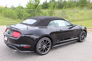 Pre-Owned 2020 Ford Mustang EcoBoost Premium Convertible in Milledgeville #F20124 | Butler Auto ...