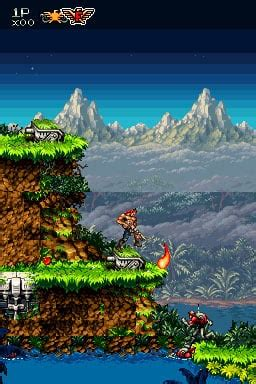 contra  ds game profile news reviews