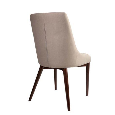 tissu chaise chaises en tissu juju x2 par drawer