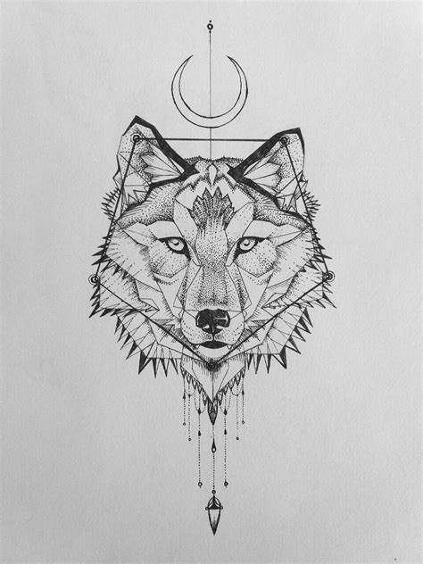 geometric wolf tattoo tattoos tattoos geometric wolf tattoo wolf tattoos