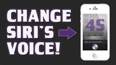 how to use siri on iphone 5 how to use siri iphone 5 4s how to change siri s voice