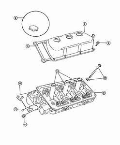 Chrysler Pacifica Plug  Hex Socket  3  8