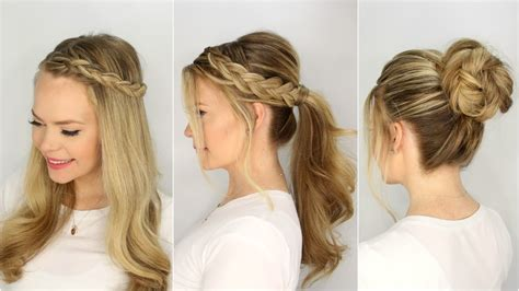 summer hairstyles missy sue youtube