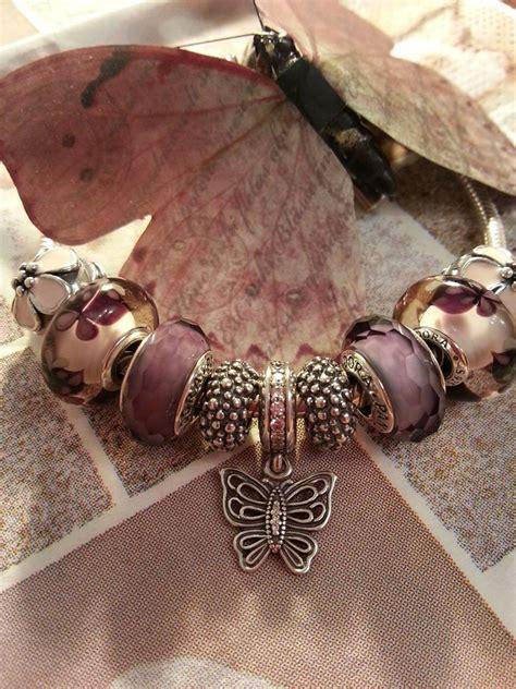 Pandora Butterfly Dangle Charm