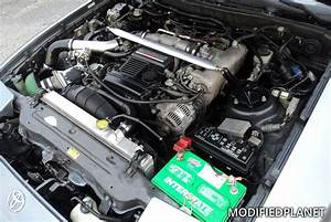1991 Toyota Supra Turbo With Hks Super Power Flow Air Intake