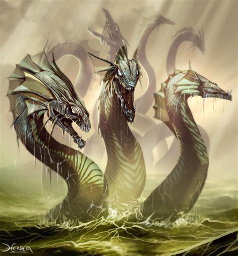 Lernaean Hydra | Monster Wiki | Fandom