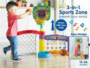 Little Tikes 3-in-1 Sports Zone At A Great Price
