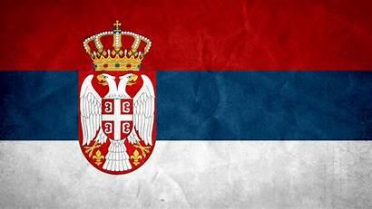 Serbia Flag Serbian Flagge Wallpapers 1920 Klicken