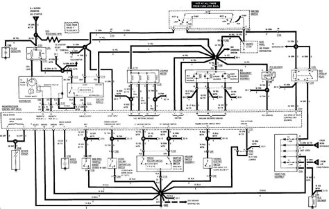 Jeep Yj Wiring Harnes Diagram by 1987 Wrangler Wiring Diagram Jeep Auto Electrical Wiring