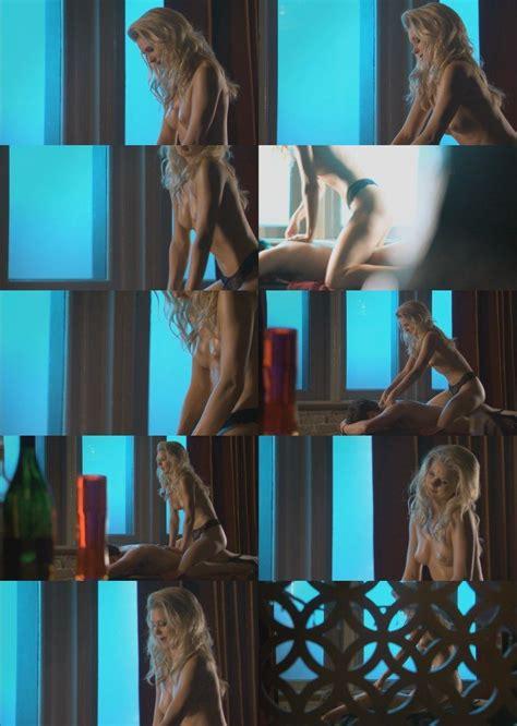 Naked Natasha Cummingham In Underbelly