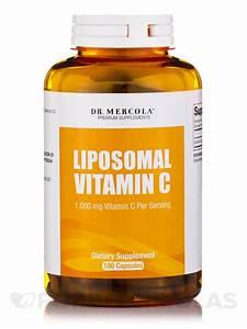Liposomal Vitamin C - 180 Capsules