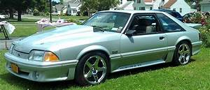 Silver 1987 Ford Mustang GT Hatchback - MustangAttitude.com Photo Detail