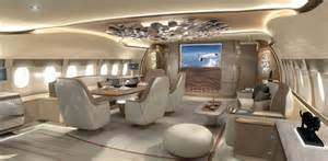 model home interior designers airbus displays a350 vip jet interior at ebace aircraft completion news