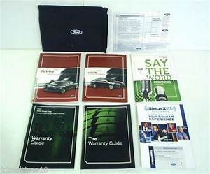 2012 Ford Fusion Owners Manual
