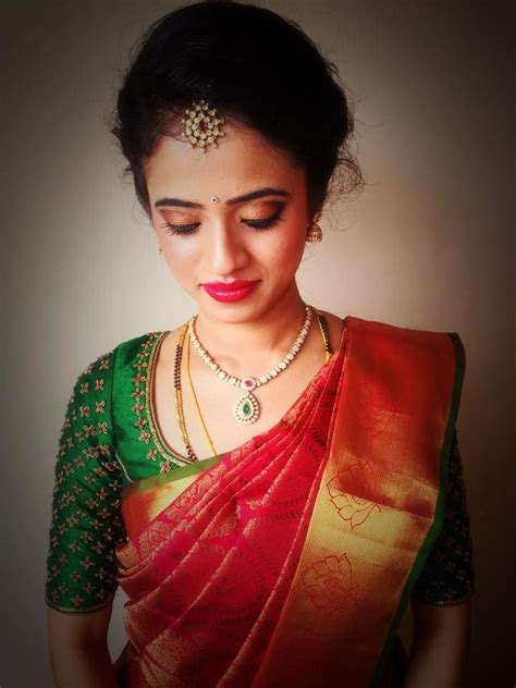 traditional indian bridal hairstyles google search