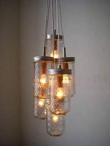 Suspension Multiple Luminaire : 10 beaux luminaires suspendus faire soi m me d conome ~ Melissatoandfro.com Idées de Décoration