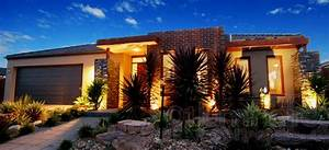 Éclairage Façade Maison : optimisez votre clairage jardin ~ Melissatoandfro.com Idées de Décoration