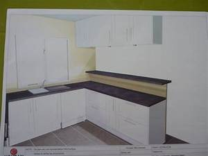 Plan De Travail En Ardoise : cuisine salon ~ Dailycaller-alerts.com Idées de Décoration