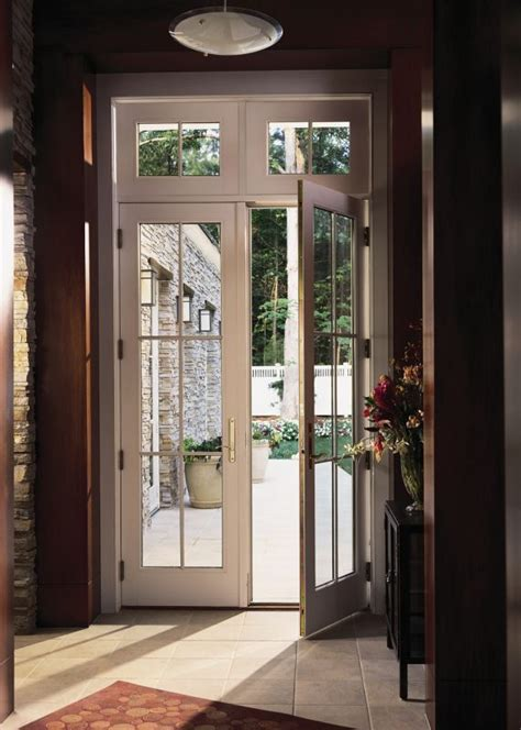 Exterior Kitchen Door With Window by 13 Best Doors Images On Entrance Doors