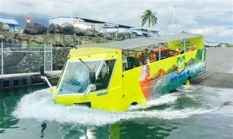 Duck Boat Tours Coupons by Duck Boat Tour Of Hawaii Big Island Duck Adventures
