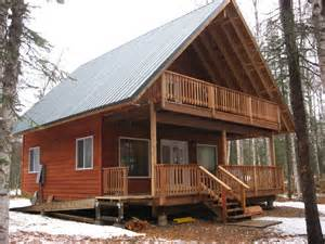 two story cabin plans 1 1 2 story cabin nearing completion in alaska