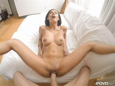 Povd Karmen Bella In Lotioned Legs Povd Tube Videos And