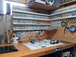 553 best images about Hobby benches, display cases and ...