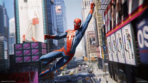 Download 3840x2400 Wallpaper Spider-man Ps4, Video Game
