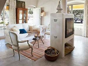 le style deco campagne s39invite dans les interieurs modernes With idee deco campagne chic