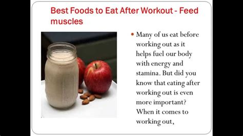 What To Eat Before And After Workout For Muscle Gain