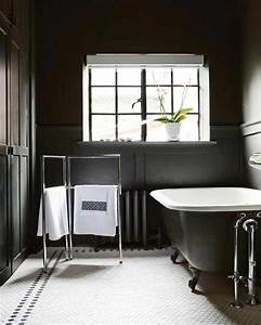 Newknowledgebase blogs some effective black and white for Black and white bathroom ideas